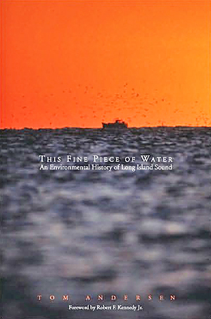Book cover: This Fine Piece of Water.