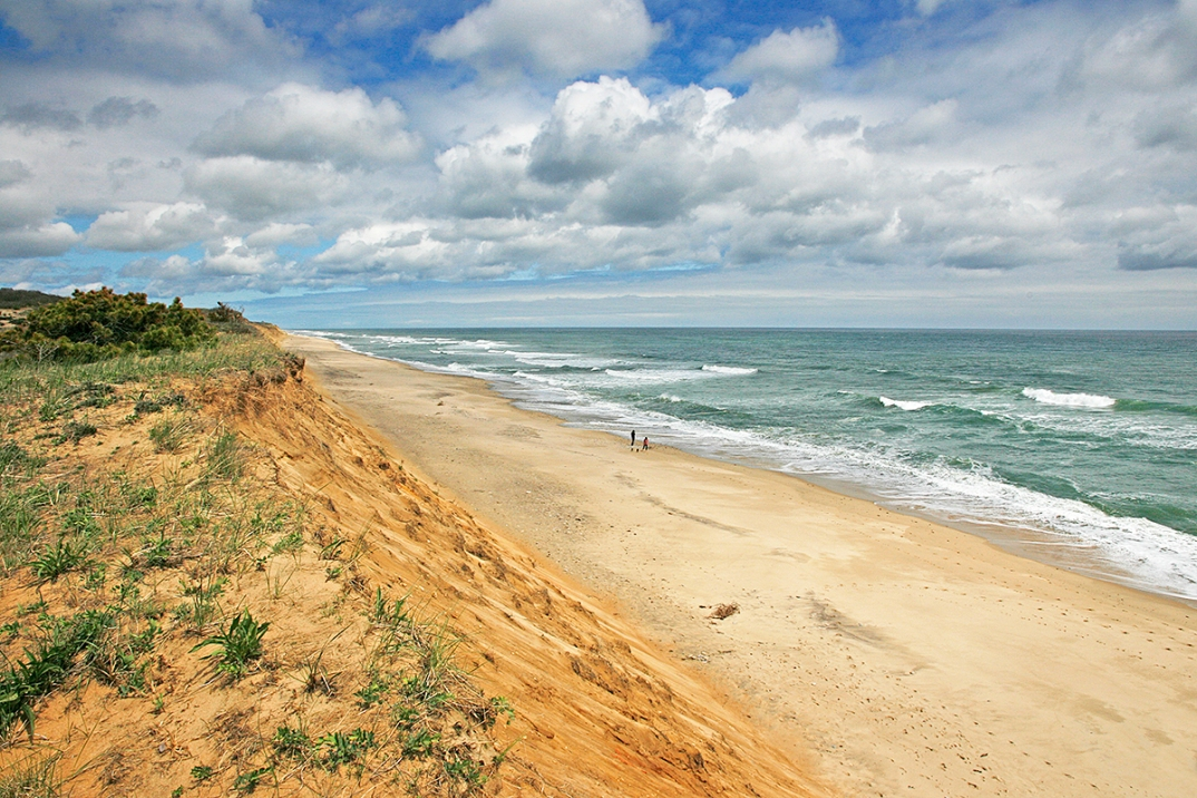 Marconi Beach in spring, Cape Cod National Seashore, Wellfleet, MA. ©Patrick J. Lynch, 2017. All rights reserved.