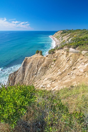 Mohegan Bluffs, Block Island, RI. ©Patrick J. Lynch, 2017. All rights reserved.